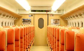 新幹線広告